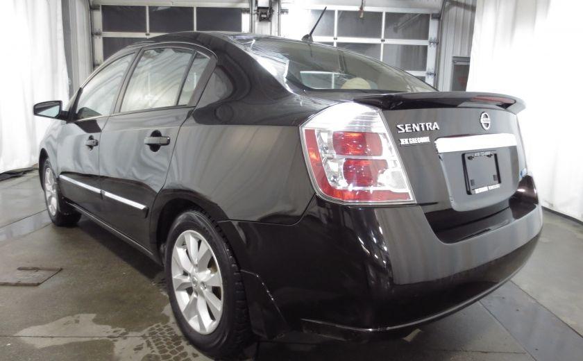 2011 Nissan Sentra 2.0 S #4