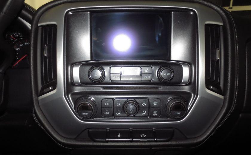 2015 GMC Sierra 1500 SLE BLACK EDITION DOUBLE CAB 4WD CUIR CAMÉRA 20'' #15