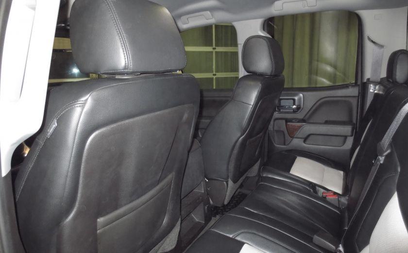 2015 GMC Sierra 1500 SLE BLACK EDITION DOUBLE CAB 4WD CUIR CAMÉRA 20'' #16