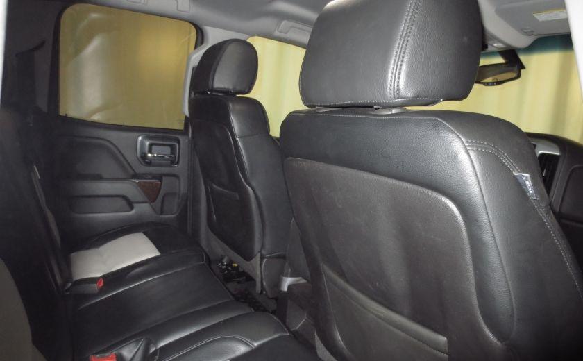 2015 GMC Sierra 1500 SLE BLACK EDITION DOUBLE CAB 4WD CUIR CAMÉRA 20'' #18