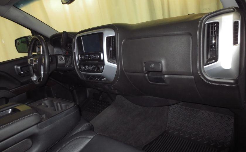 2015 GMC Sierra 1500 SLE BLACK EDITION DOUBLE CAB 4WD CUIR CAMÉRA 20'' #20