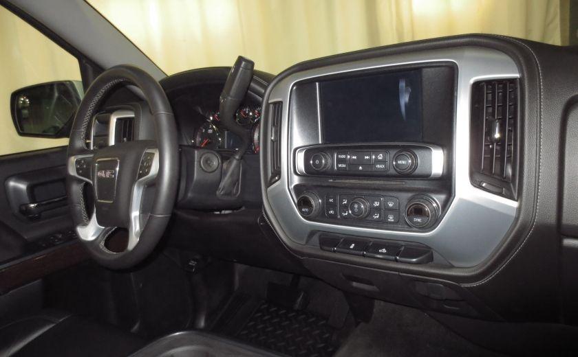 2015 GMC Sierra 1500 SLE BLACK EDITION DOUBLE CAB 4WD CUIR CAMÉRA 20'' #21