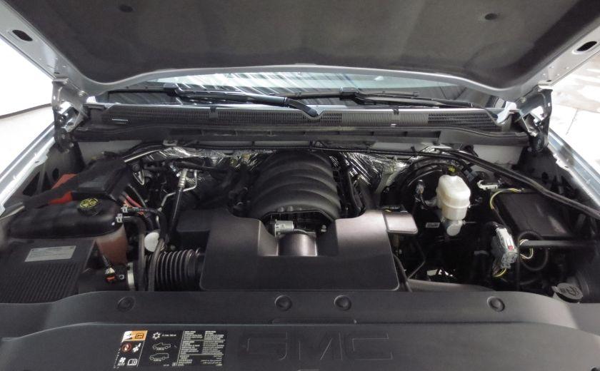 2015 GMC Sierra 1500 SLE BLACK EDITION DOUBLE CAB 4WD CUIR CAMÉRA 20'' #24