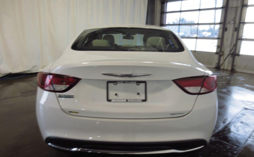 2015 Chrysler 200 Limited #5