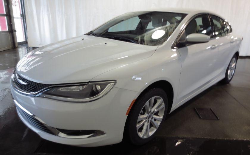 2015 Chrysler 200 Limited #2