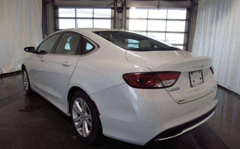 2015 Chrysler 200 Limited #4