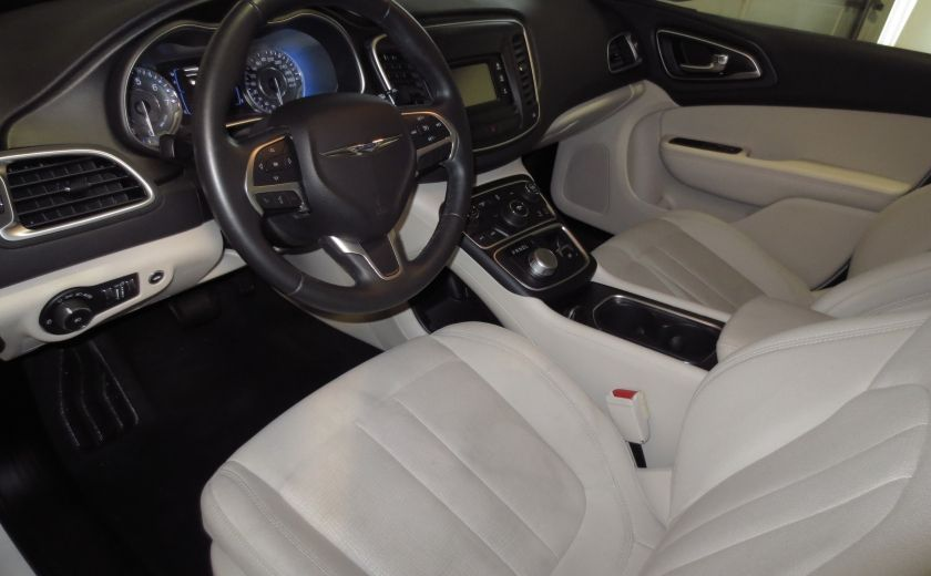 2015 Chrysler 200 Limited #8