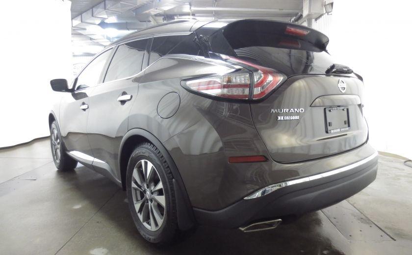 2015 Nissan Murano SV AWD Camera Volant et Sieges Chauffants Toit #4