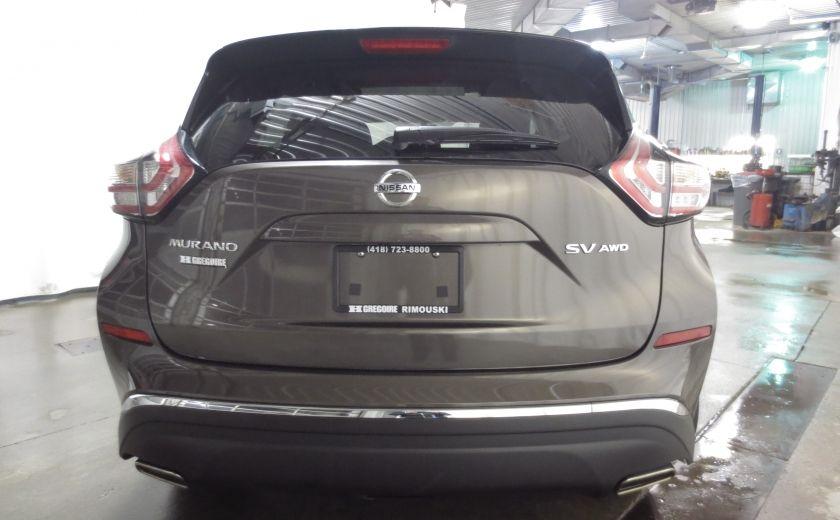 2015 Nissan Murano SV AWD Camera Volant et Sieges Chauffants Toit #5