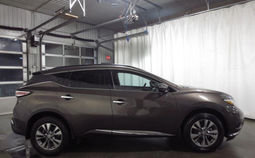 2015 Nissan Murano SV AWD Camera Volant et Sieges Chauffants Toit #7
