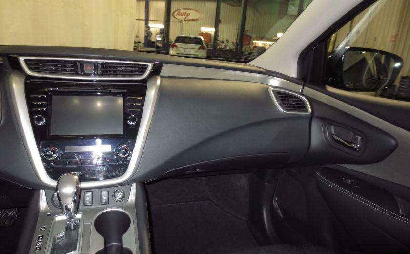 2015 Nissan Murano SV AWD Camera Volant et Sieges Chauffants Toit #17
