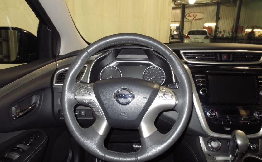 2015 Nissan Murano SV AWD Camera Volant et Sieges Chauffants Toit #18