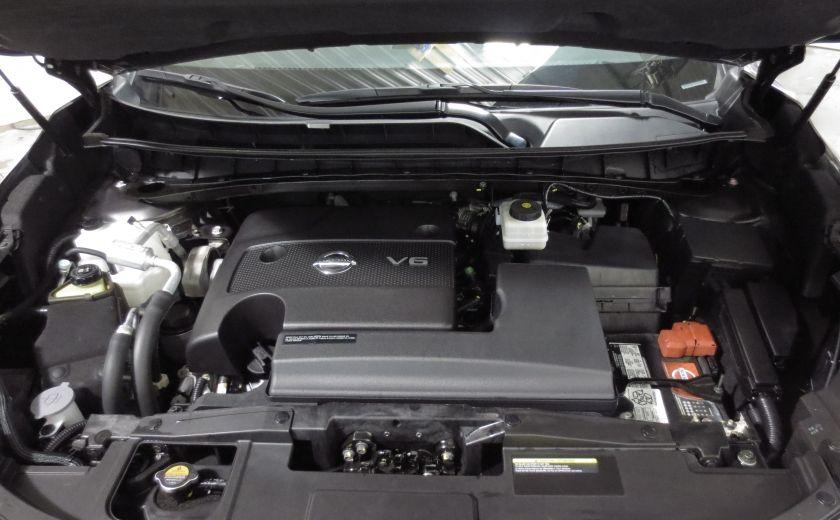 2015 Nissan Murano SV AWD Camera Volant et Sieges Chauffants Toit #26
