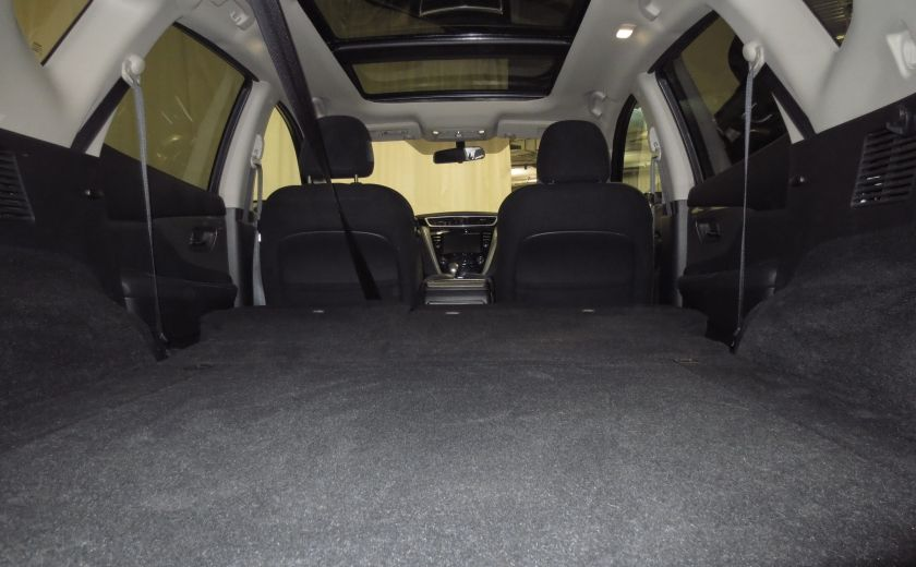 2015 Nissan Murano SV AWD Camera Volant et Sieges Chauffants Toit #25