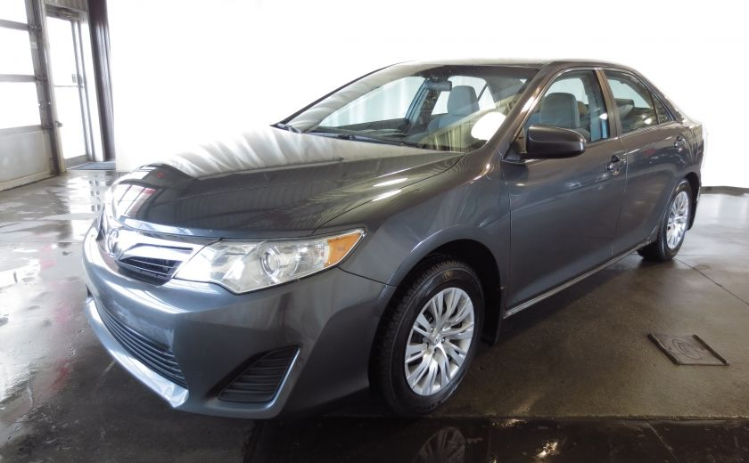 2012 Toyota Camry LE #2