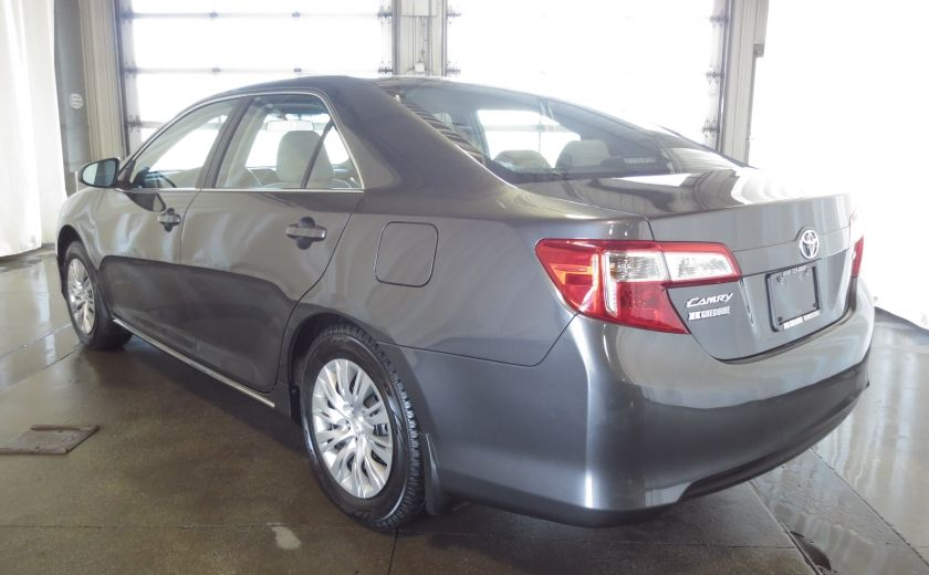 2012 Toyota Camry LE #4
