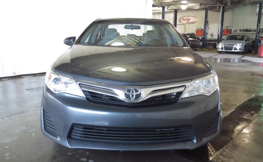 2012 Toyota Camry LE #1