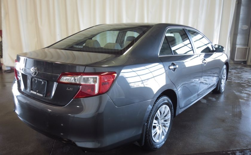 2012 Toyota Camry LE #6