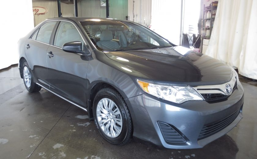 2012 Toyota Camry LE #0