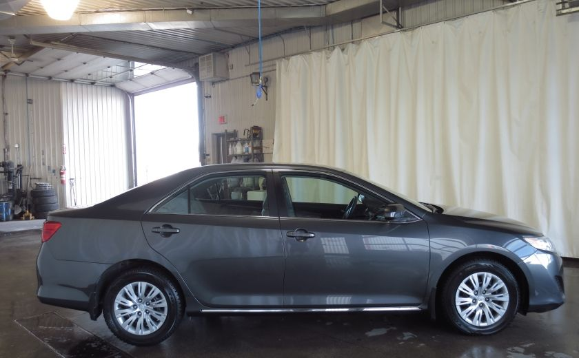 2012 Toyota Camry LE #7