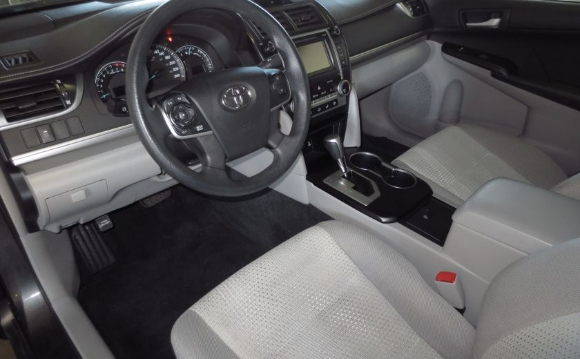 2012 Toyota Camry LE #8
