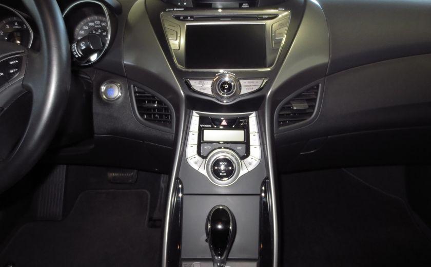2013 Hyundai Elantra LIMITED CUIR TOIT NAVIGATION KIT DE SON(+DE 2000$) #16