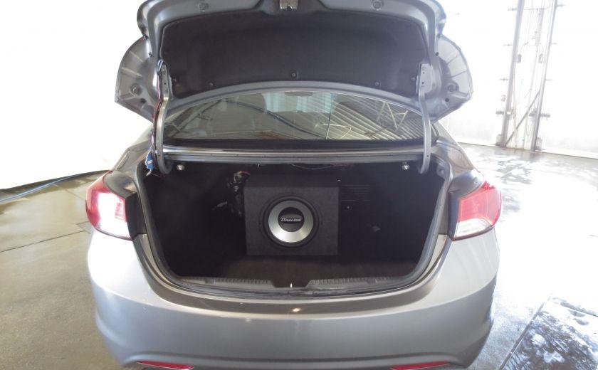 2013 Hyundai Elantra LIMITED CUIR TOIT NAVIGATION KIT DE SON(+DE 2000$) #27
