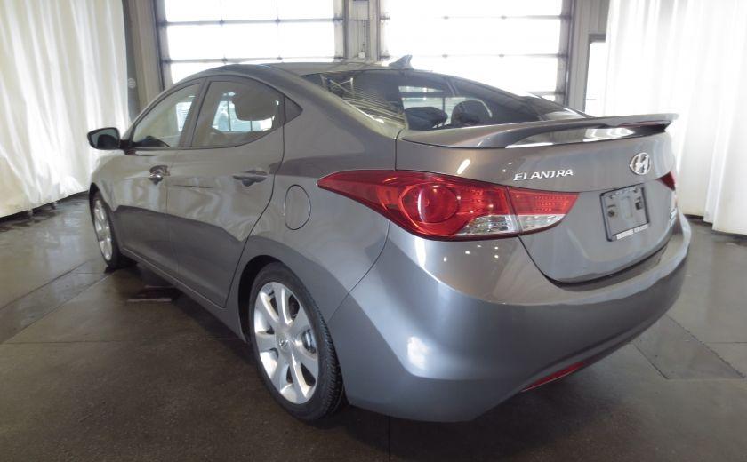 2013 Hyundai Elantra LIMITED CUIR TOIT NAVIGATION KIT DE SON(+DE 2000$) #4