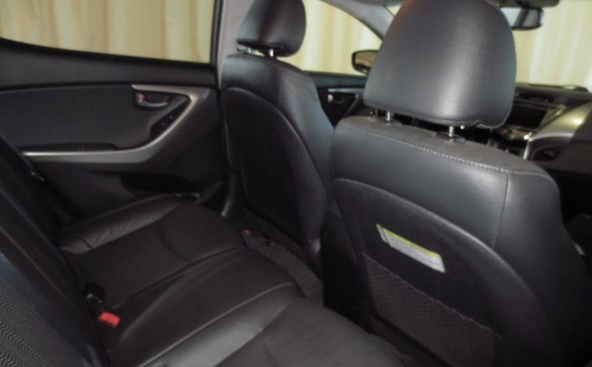 2013 Hyundai Elantra LIMITED CUIR TOIT NAVIGATION KIT DE SON(+DE 2000$) #20