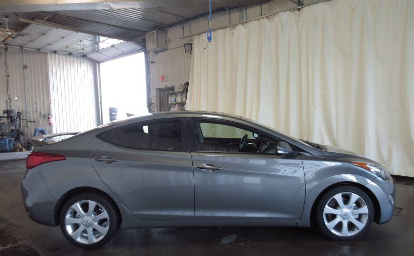 2013 Hyundai Elantra LIMITED CUIR TOIT NAVIGATION KIT DE SON(+DE 2000$) #7