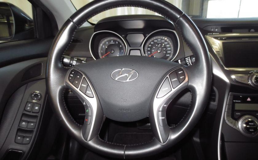2013 Hyundai Elantra LIMITED CUIR TOIT NAVIGATION KIT DE SON(+DE 2000$) #15