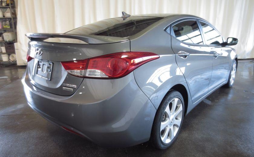 2013 Hyundai Elantra LIMITED CUIR TOIT NAVIGATION KIT DE SON(+DE 2000$) #6