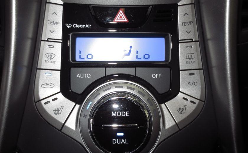 2013 Hyundai Elantra LIMITED CUIR TOIT NAVIGATION KIT DE SON(+DE 2000$) #33