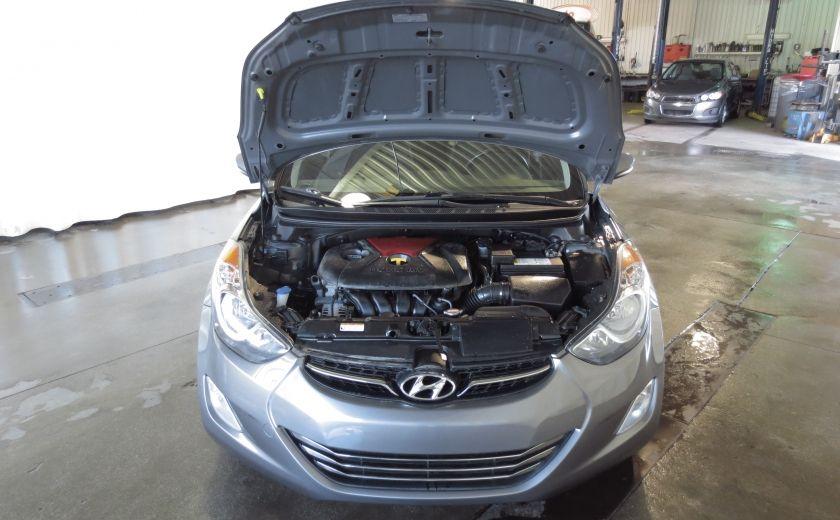2013 Hyundai Elantra LIMITED CUIR TOIT NAVIGATION KIT DE SON(+DE 2000$) #25