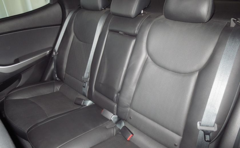 2013 Hyundai Elantra LIMITED CUIR TOIT NAVIGATION KIT DE SON(+DE 2000$) #19