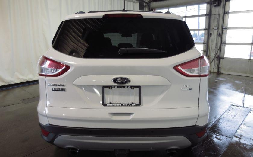 2014 Ford Escape SE 4WD ECOBOOST 2.0L #5