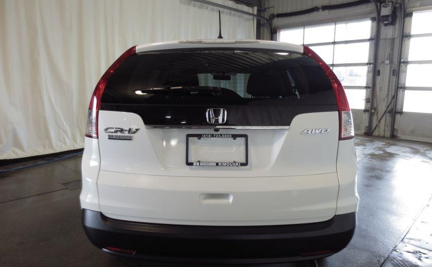 2012 Honda CRV EX AWD CAMÉRA TOIT OUVRANT MAG SIEGES CHAUFFANTS #4