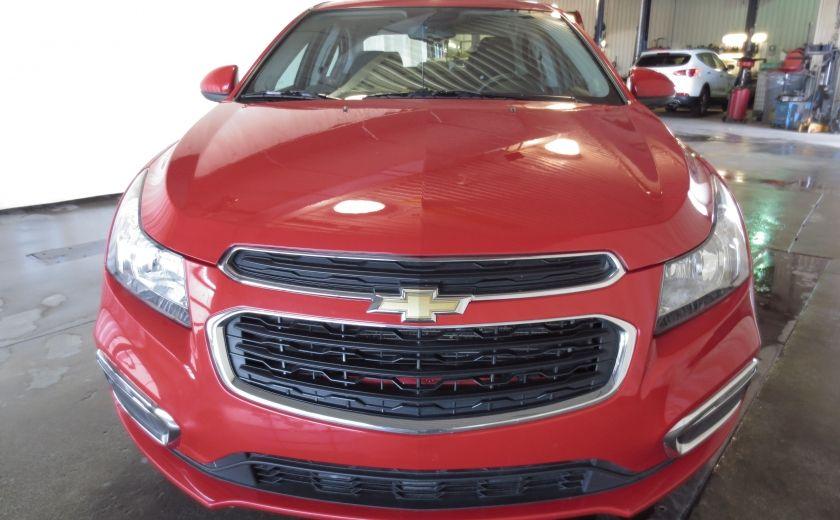 2015 Chevrolet Cruze 1LT 1.4L TURBO CAMÉRA DE RECUL A/C AUTO BLUETOOTH #1