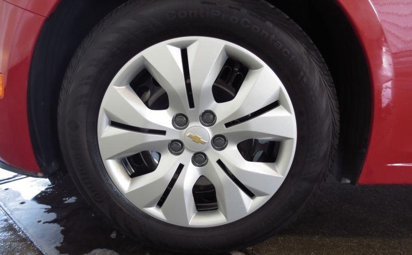 2015 Chevrolet Cruze 1LT 1.4L TURBO CAMÉRA DE RECUL A/C AUTO BLUETOOTH #21