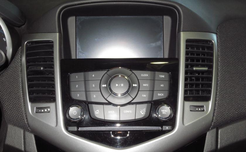 2015 Chevrolet Cruze 1LT 1.4L TURBO CAMÉRA DE RECUL A/C AUTO BLUETOOTH #12