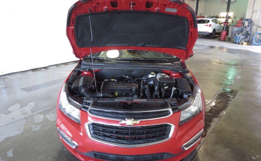 2015 Chevrolet Cruze 1LT 1.4L TURBO CAMÉRA DE RECUL A/C AUTO BLUETOOTH #13