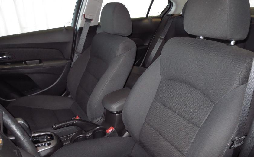 2015 Chevrolet Cruze 1LT 1.4L TURBO CAMÉRA DE RECUL A/C AUTO BLUETOOTH #27