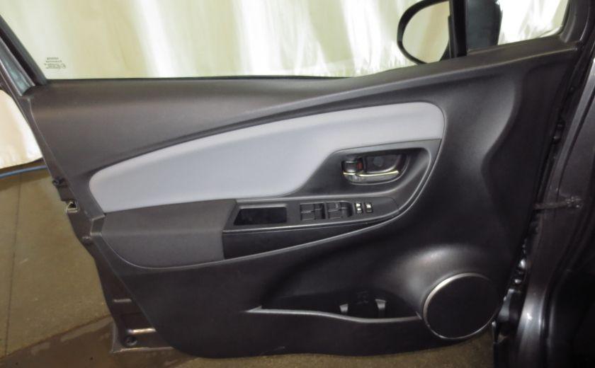 2015 Toyota Yaris LE H/B AUTO #10