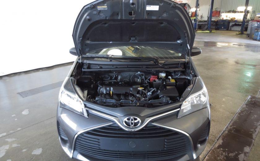 2015 Toyota Yaris LE H/B AUTO #24
