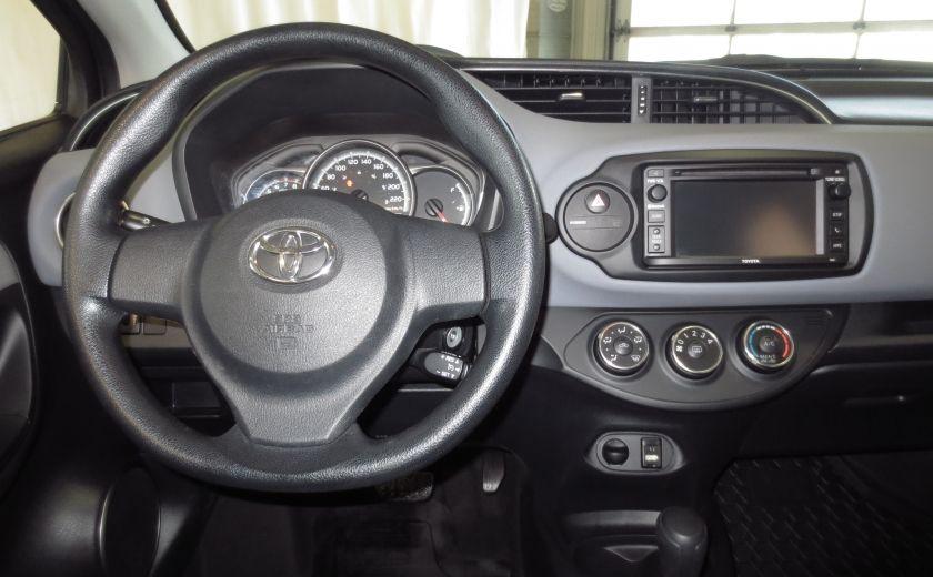 2015 Toyota Yaris LE H/B AUTO #13
