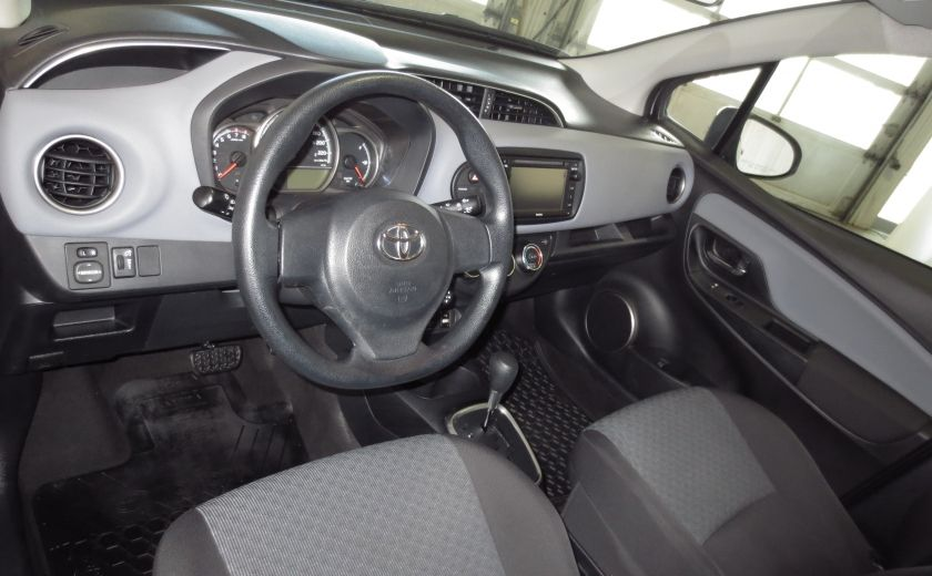2015 Toyota Yaris LE H/B AUTO #8