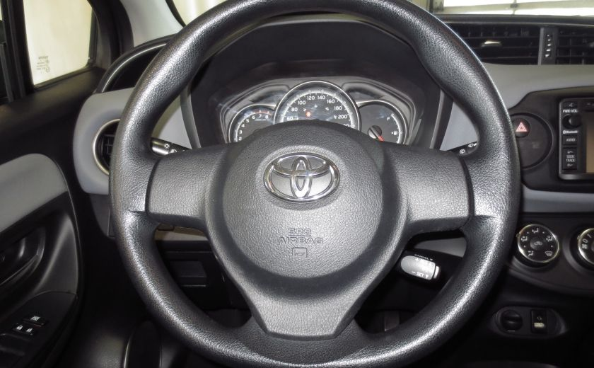 2015 Toyota Yaris LE H/B AUTO #14