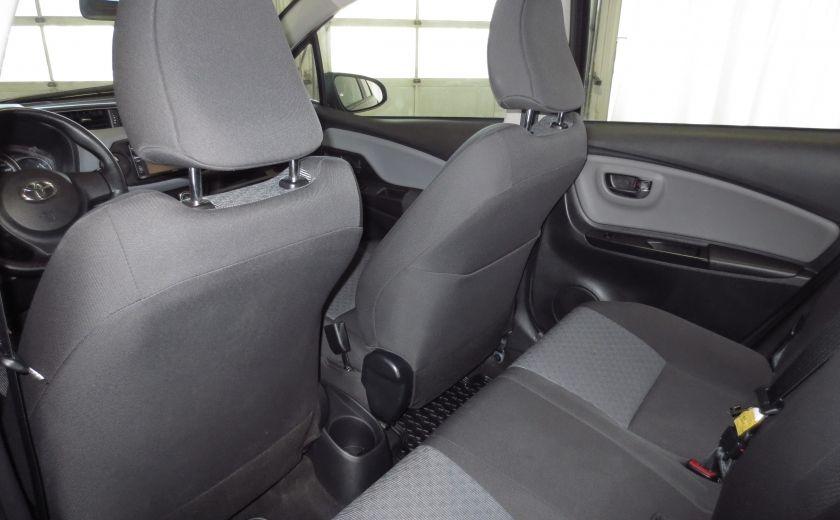 2015 Toyota Yaris LE H/B AUTO #17