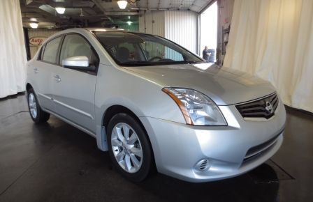 2012 Nissan Sentra 2.0 S AUTO A/C SIEGES CHAUFFANTS in New Richmond