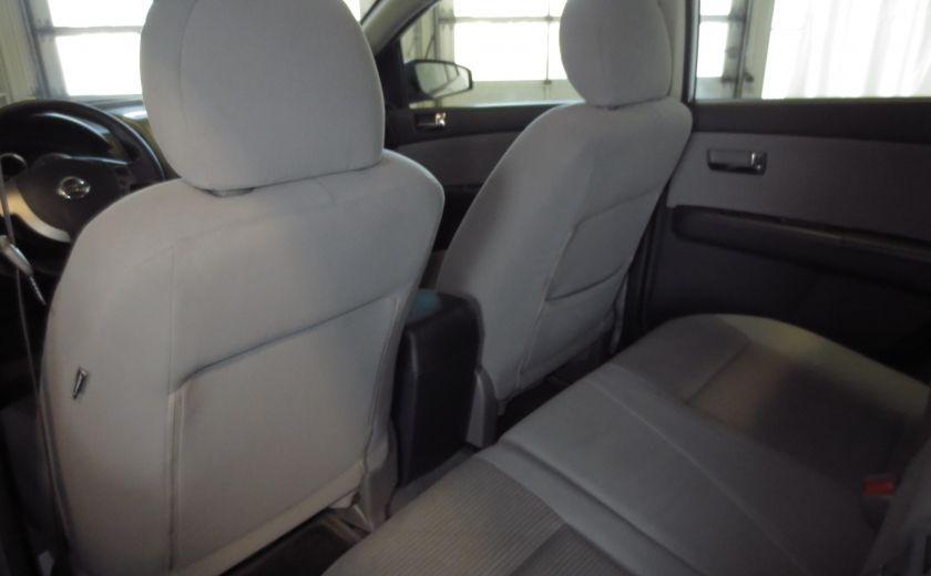 2012 Nissan Sentra 2.0 S AUTO A/C SIEGES CHAUFFANTS #17